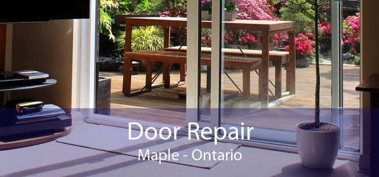 Door Repair Maple - Ontario