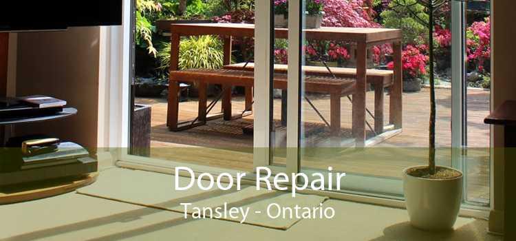 Door Repair Tansley - Ontario