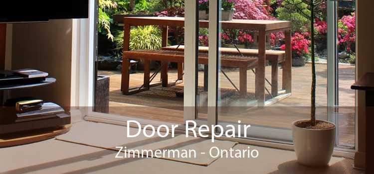 Door Repair Zimmerman - Ontario