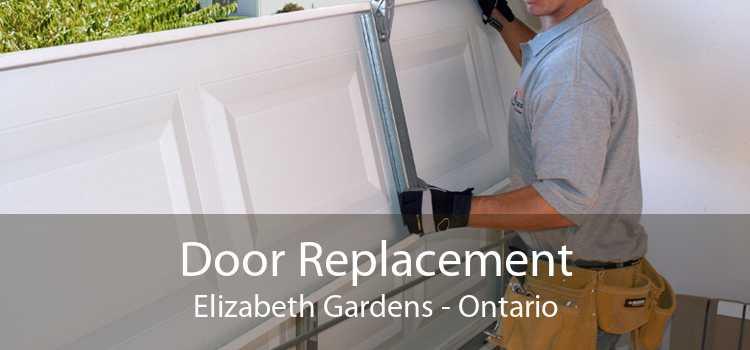 Door Replacement Elizabeth Gardens - Ontario