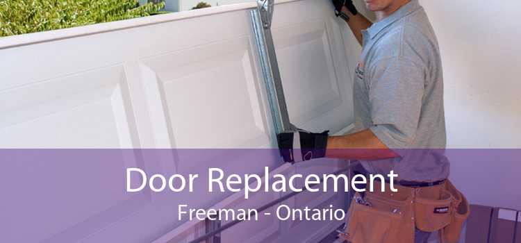 Door Replacement Freeman - Ontario