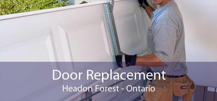 Door Replacement Headon Forest - Ontario