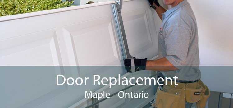 Door Replacement Maple - Ontario