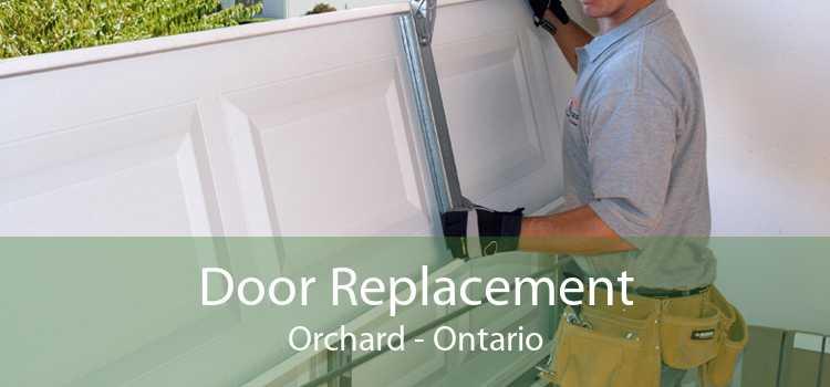 Door Replacement Orchard - Ontario