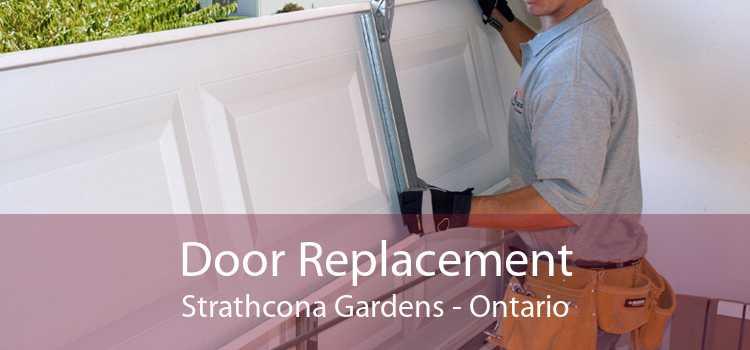 Door Replacement Strathcona Gardens - Ontario
