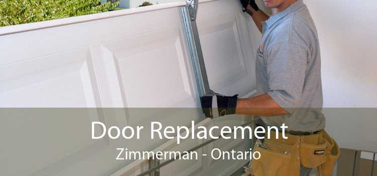 Door Replacement Zimmerman - Ontario