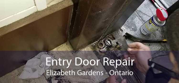 Entry Door Repair Elizabeth Gardens - Ontario