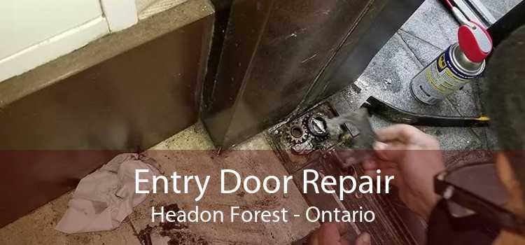 Entry Door Repair Headon Forest - Ontario