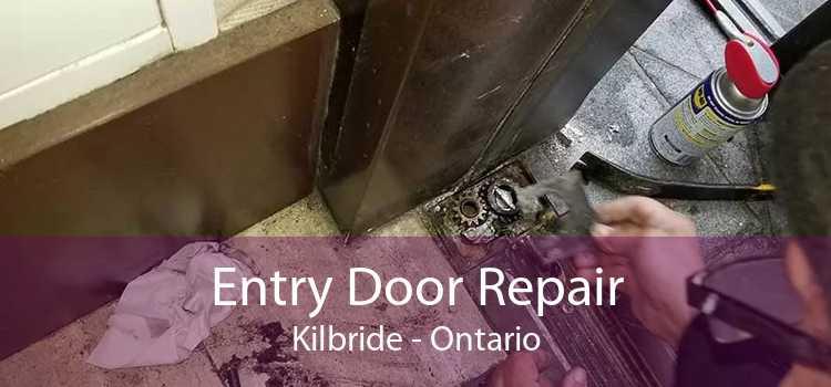 Entry Door Repair Kilbride - Ontario