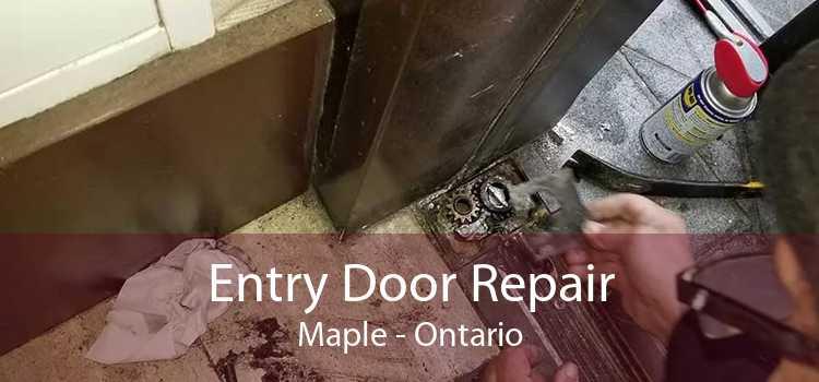 Entry Door Repair Maple - Ontario