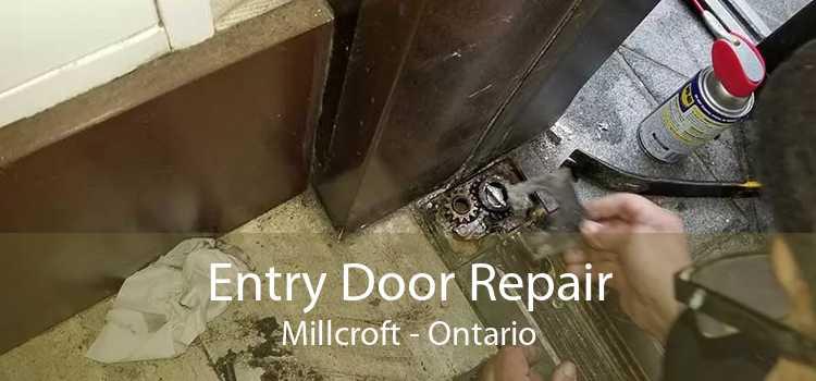 Entry Door Repair Millcroft - Ontario