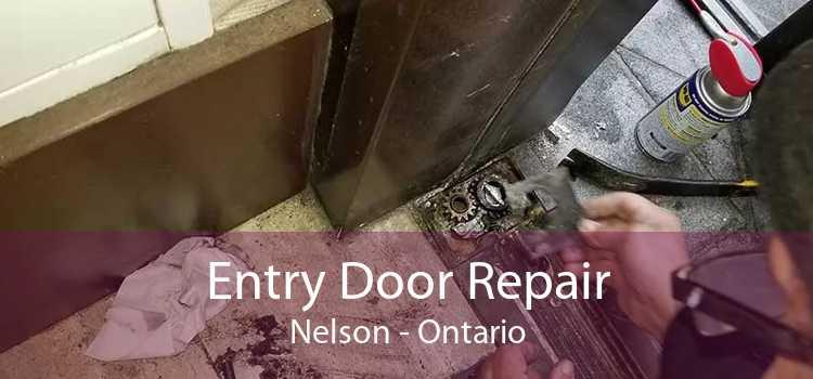 Entry Door Repair Nelson - Ontario