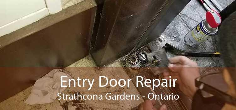 Entry Door Repair Strathcona Gardens - Ontario