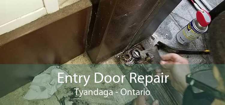Entry Door Repair Tyandaga - Ontario