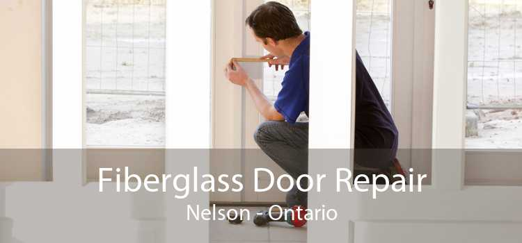 Fiberglass Door Repair Nelson - Ontario