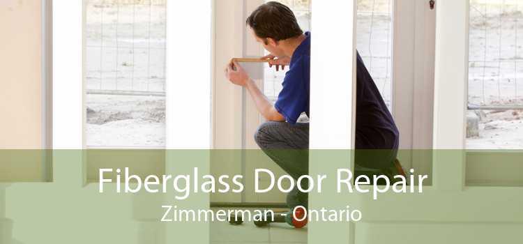 Fiberglass Door Repair Zimmerman - Ontario