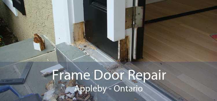 Frame Door Repair Appleby - Ontario