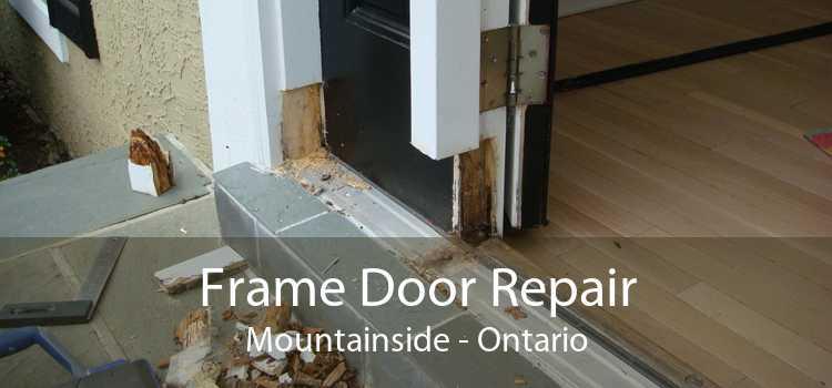 Frame Door Repair Mountainside - Ontario