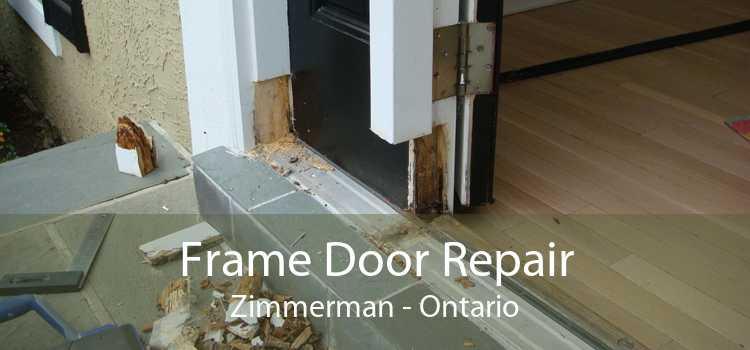 Frame Door Repair Zimmerman - Ontario