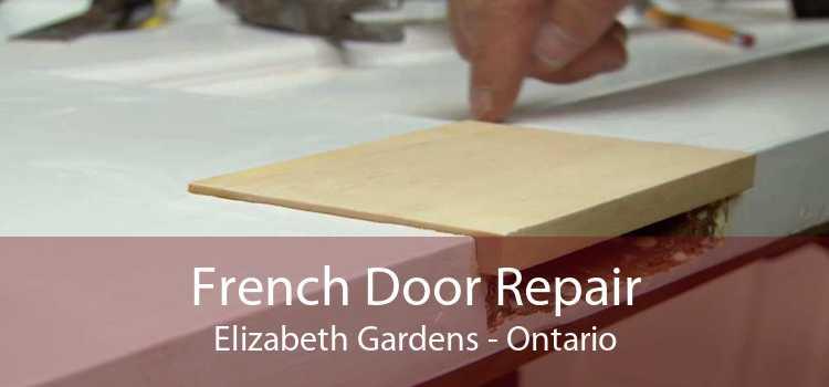 French Door Repair Elizabeth Gardens - Ontario