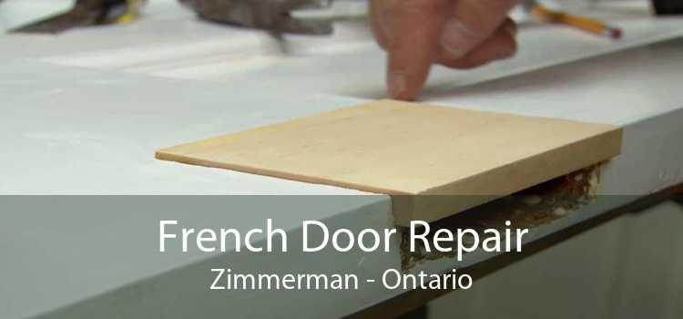 French Door Repair Zimmerman - Ontario