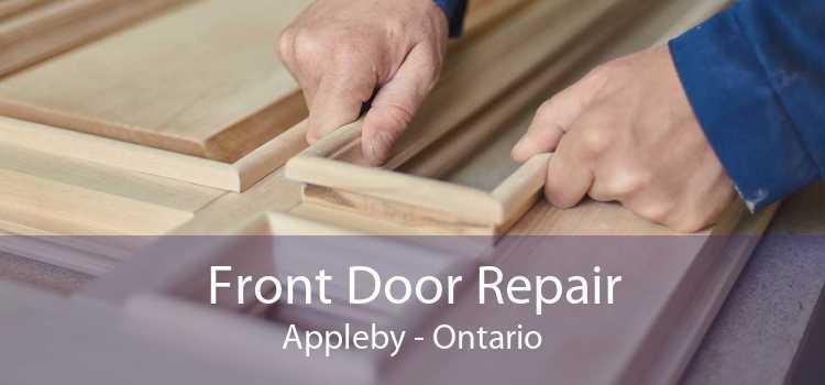 Front Door Repair Appleby - Ontario