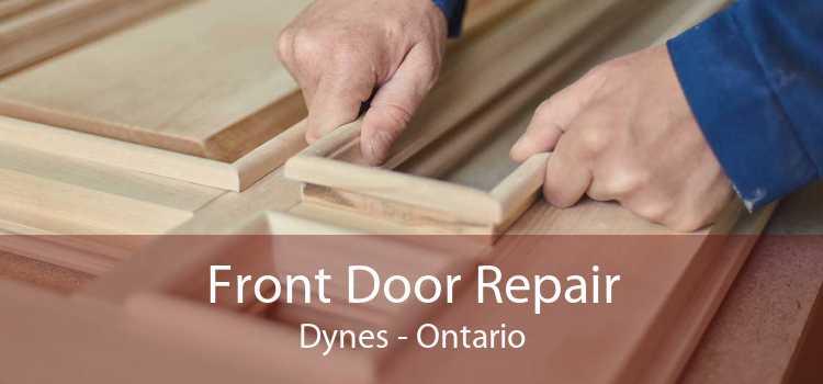 Front Door Repair Dynes - Ontario