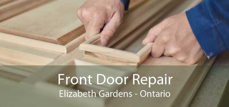 Front Door Repair Elizabeth Gardens - Ontario