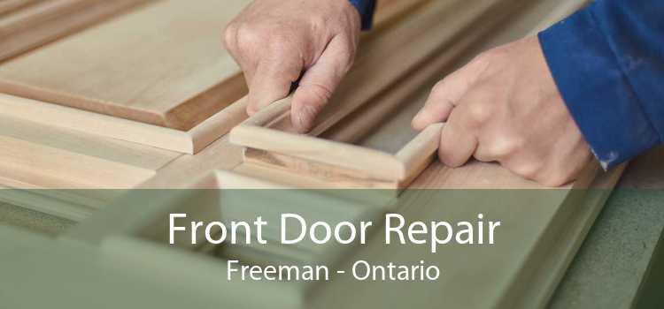 Front Door Repair Freeman - Ontario