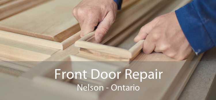 Front Door Repair Nelson - Ontario