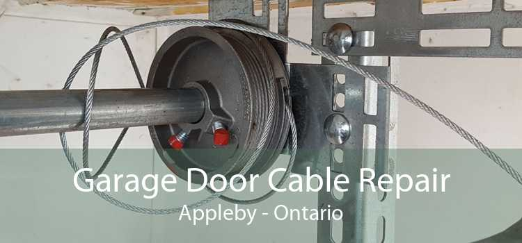 Garage Door Cable Repair Appleby - Ontario