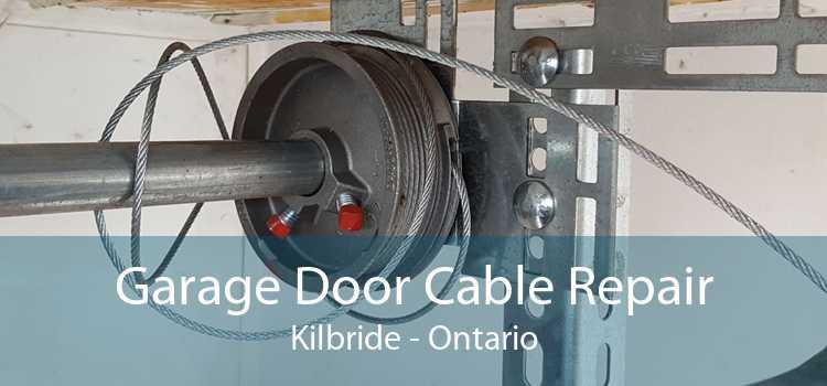 Garage Door Cable Repair Kilbride - Ontario