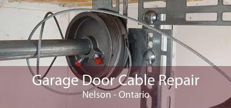Garage Door Cable Repair Nelson - Ontario