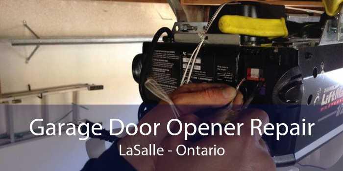 Garage Door Opener Repair LaSalle - Ontario