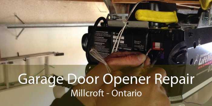 Garage Door Opener Repair Millcroft - Ontario