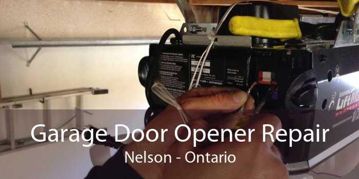 Garage Door Opener Repair Nelson - Ontario