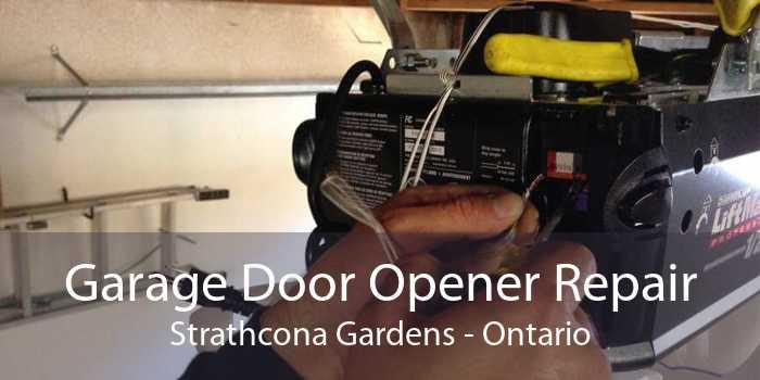 Garage Door Opener Repair Strathcona Gardens - Ontario