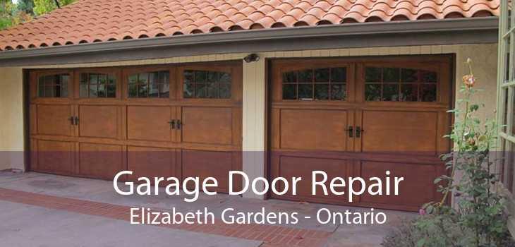 Garage Door Repair Elizabeth Gardens - Ontario