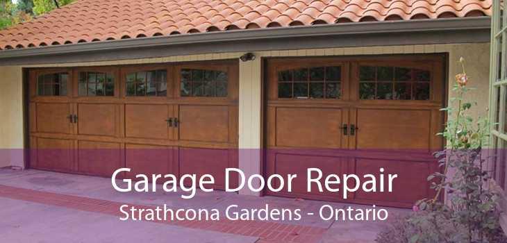 Garage Door Repair Strathcona Gardens - Ontario