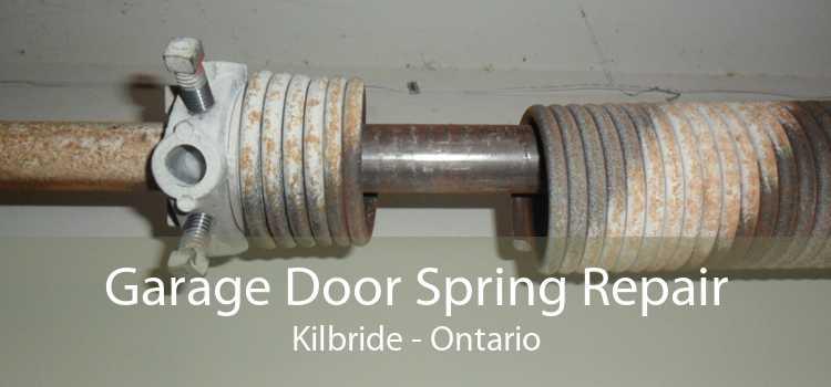 Garage Door Spring Repair Kilbride - Ontario