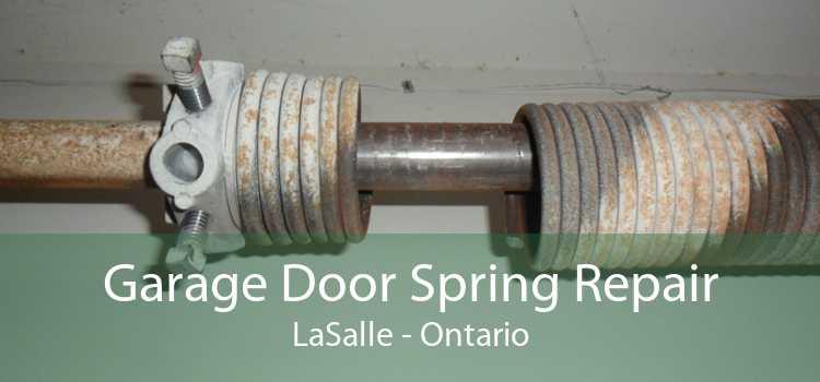 Garage Door Spring Repair LaSalle - Ontario