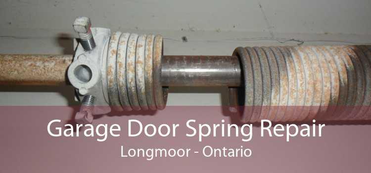 Garage Door Spring Repair Longmoor - Ontario