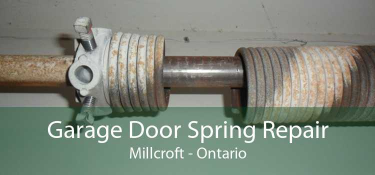 Garage Door Spring Repair Millcroft - Ontario