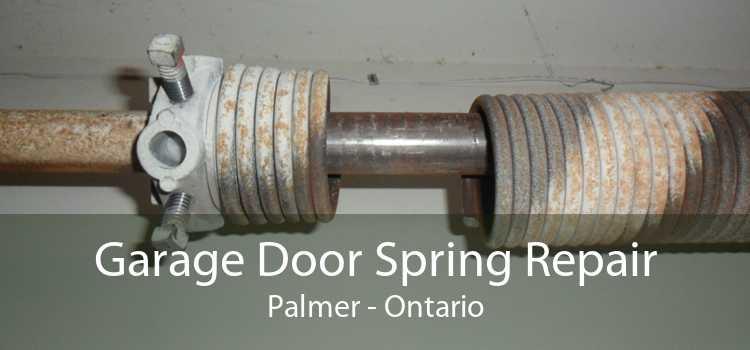 Garage Door Spring Repair Palmer - Ontario