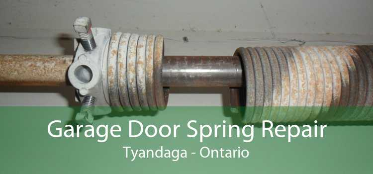 Garage Door Spring Repair Tyandaga - Ontario