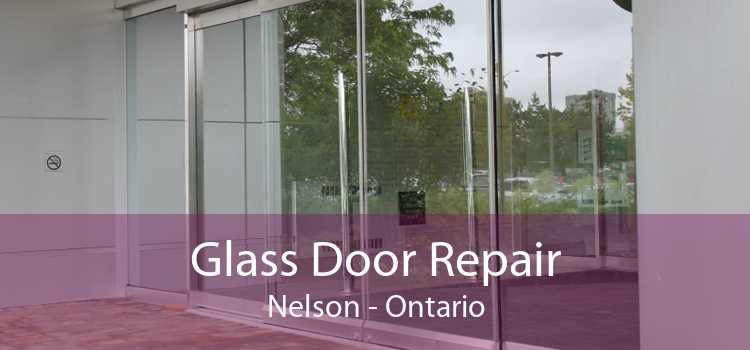 Glass Door Repair Nelson - Ontario