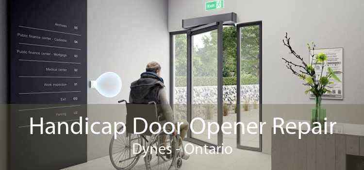 Handicap Door Opener Repair Dynes - Ontario
