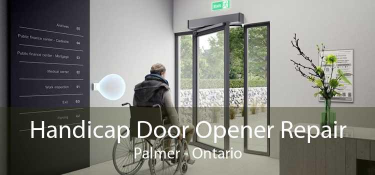 Handicap Door Opener Repair Palmer - Ontario