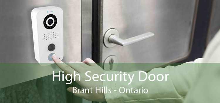 High Security Door Brant Hills - Ontario