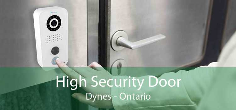 High Security Door Dynes - Ontario